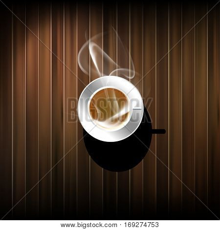 Coffee cup easy all editable