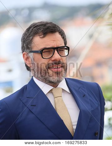 CANNES, FRANCE - MAY 14, 2016: Actor Jemaine Clement at the photocall