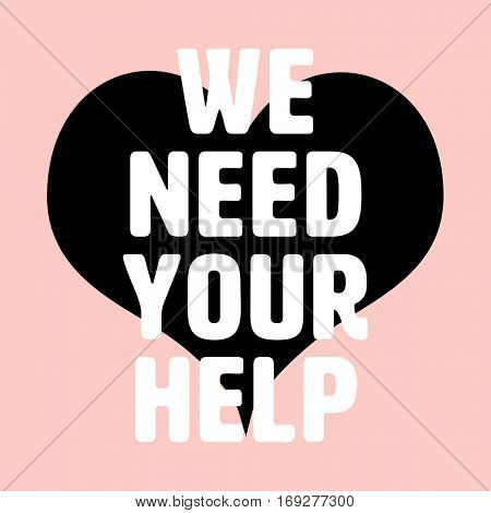 We need your help against light pink