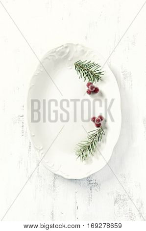 Christmas Dinner; symbolic image