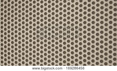 Beautiful perforated and metal as texture background