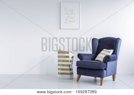 Room With Wall Poster