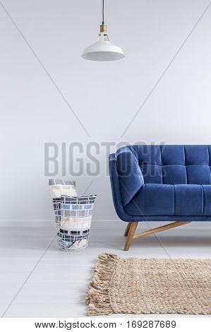 Minimalist Room With Sofa