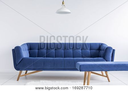 Room With Vintage Sofa