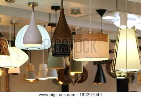 Decorative Modern classic ceiling lamps interior decoration