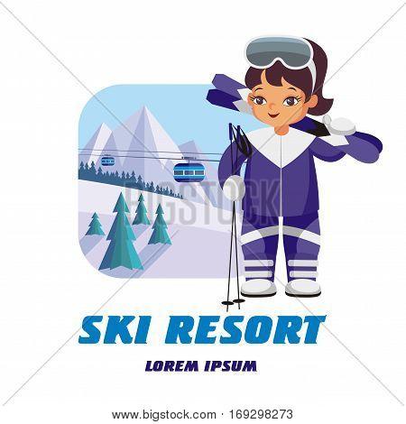 Winter Resort Emblem.eps