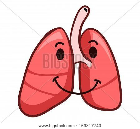 A vector illustration of tuberculosis day theme