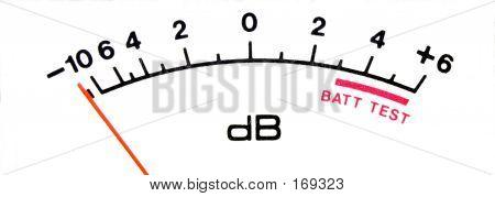 Db Meter Tight
