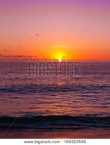 Fantasy Seascape Coast