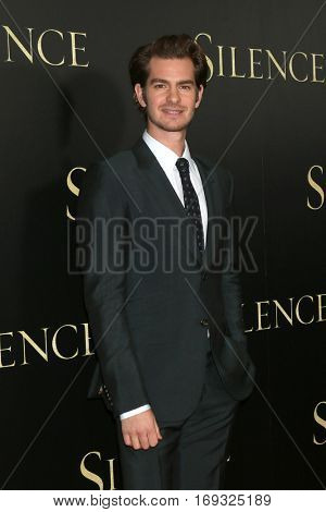 LOS ANGELES - JAN 5:  Andrew Garfield at the