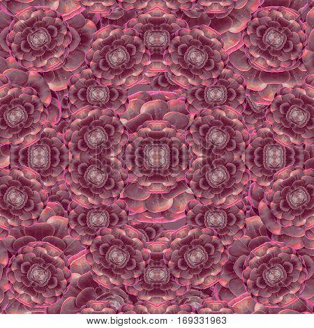 Modern Ornate Seamless Pattern