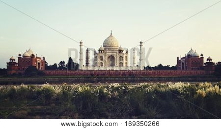 Indian Travel Destination Beautiful Attractive