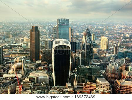 City of London, UK