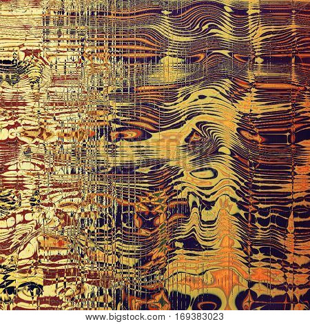 Retro vintage colored background with noise effect; grunge texture with different color patterns: yellow (beige); brown; blue; red (orange); purple (violet); white