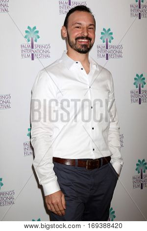 Palm Springs - JAN 4:  Andrew McGuiness at the Palm Springs International Film Festival