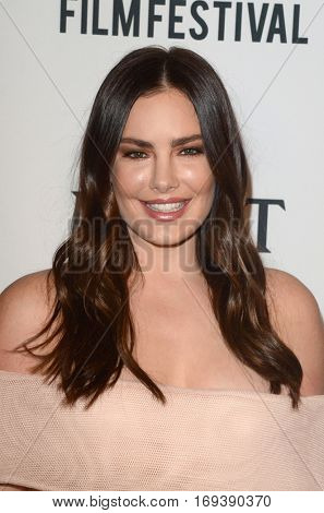 LOS ANGELES - JAN 4:  Beau Dunn at the 2nd Annual Moet Moment Film Festival at Doheny Room on January 4, 2017 in West Hollywood, CA