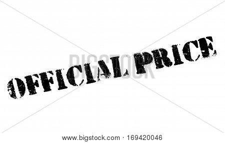 Official Price rubber stamp. Grunge design with dust scratches. Effects can be easily removed for a clean, crisp look. Color is easily changed.