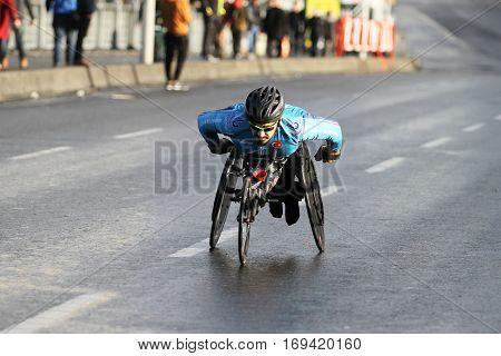 38. Istanbul Marathon