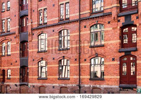 Hamburg, a part of the