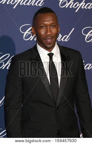 PALM SPRINGS - JAN 2:  Mahershala Ali at the Palm Springs International FIlm Festival Gala at Palm Springs Convention Center on January 2, 2017 in Palm Springs, CA