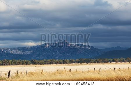 Grampians National Park - Rural Landscape Victoria Australia