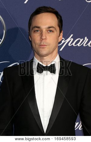 PALM SPRINGS - JAN 2:  Jim Parsons at the Palm Springs International FIlm Festival Gala at Palm Springs Convention Center on January 2, 2017 in Palm Springs, CA