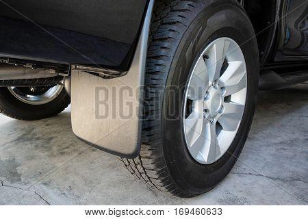 Mudguard for automobile / part of car