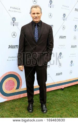 Palm Springs - JAN 3:  Viggo Mortensen at the Variety's Creative Impact Awards and 10 Directors to Watch at the Parker Palm Springs on January 3, 2017 in Palm Springs, CA