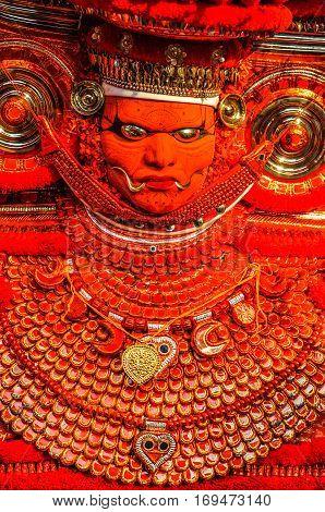 Indian Mythology In Kerala