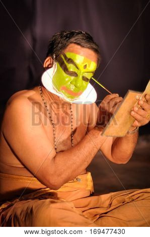 Performer At See India Foundation In Kerala
