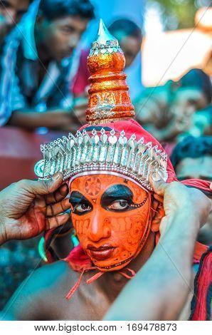 Headdress In Kerala