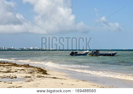The Coast Of San Andres