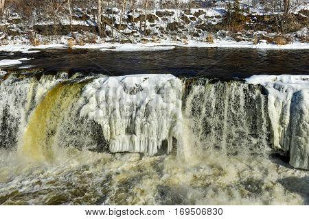 Hog's Back Falls - Ottawa, Canada