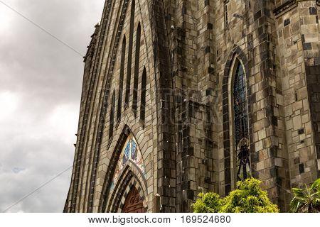 Church of Our Lady of Lourdes, Canela, Rio Grande do Sul, Brazil