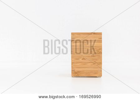 Empty Wooden Box