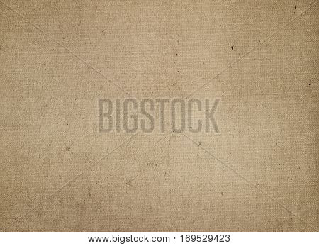 Dirty canvas texture or background for the design. Natural linen material.