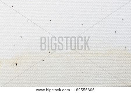 Old canvas background texture.                                Old canvas background texture.