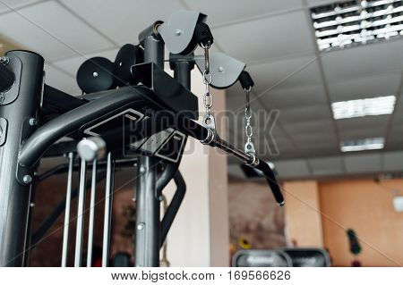 The image of gym apparatus for Hand training