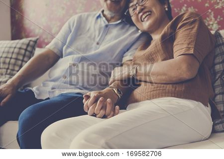 Family Bonding Casual Affection Relationship