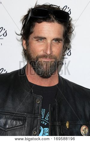 LOS ANGELES - SEP 22:  Grant Reynolds at the Kiehl's LifeRide for Ovarian Cancer Research at Kiehl's Store  on September 22, 2016 in Santa Monica, CA