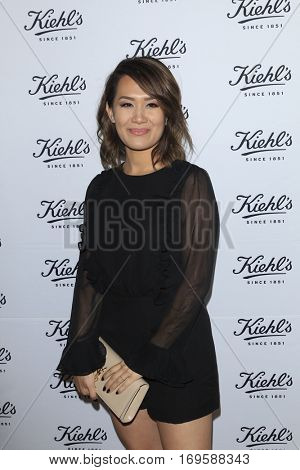 LOS ANGELES - SEP 22:  Ann Lee at the Kiehl's LifeRide for Ovarian Cancer Research at Kiehl's Store  on September 22, 2016 in Santa Monica, CA