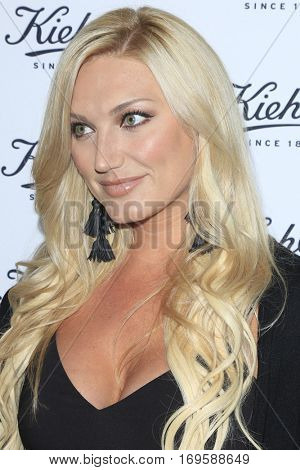 LOS ANGELES - SEP 22:  Brooke Hogan at the Kiehl's LifeRide for Ovarian Cancer Research at Kiehl's Store  on September 22, 2016 in Santa Monica, CA