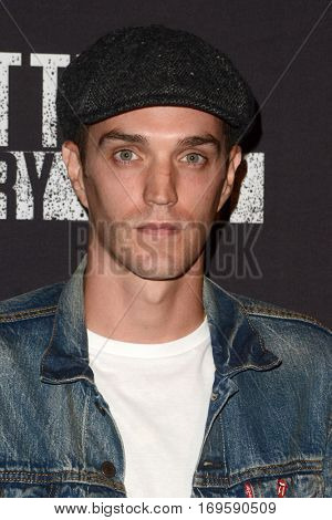 LOS ANGELES - SEP 30:  Josh Beech at the 2016 Knott's Scary Farm at Knott's Berry Farm on September 30, 2016 in Buena Park, CA