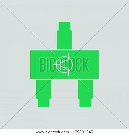 Smd Transistor Icon