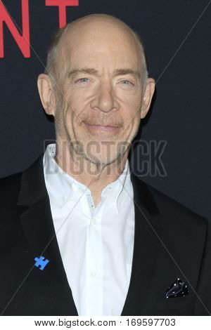 LOS ANGELES - OCT 10:  J K Simmons at the
