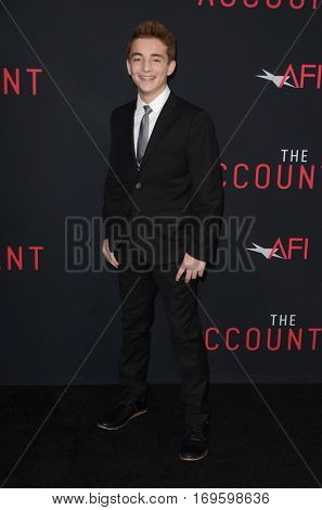 LOS ANGELES - OCT 10:  Jake Presley at the