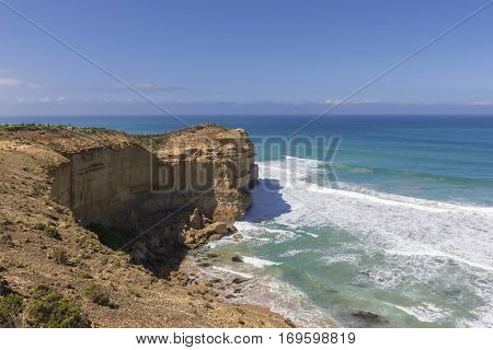 The Twelve Apostles lookout point, Great Ocean Road, Victoria, Australia