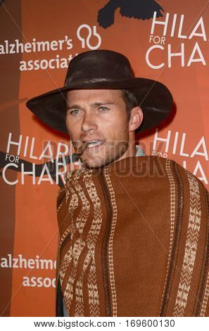 LOS ANGELES - OCT 15:  Scott Eastwood at the 5th Annual Hilarity for Charity Variety Show: Seth Rogen's Halloween at Hollywood Palladium, on October 15, 2016 in Los Angeles, CA