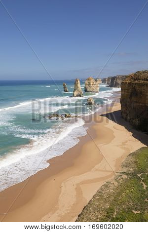 The Twelve Apostles, Great Ocean Road, Victoria, Australia
