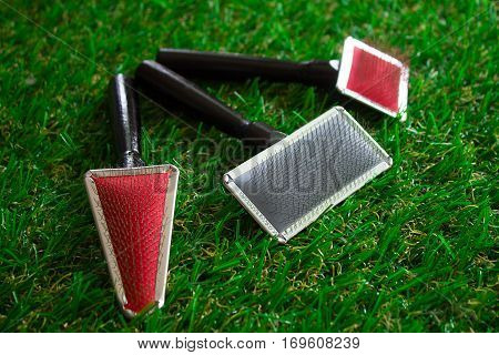 Acessories For The Grooming Of The Dog